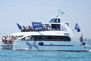 Boat Corporate Events